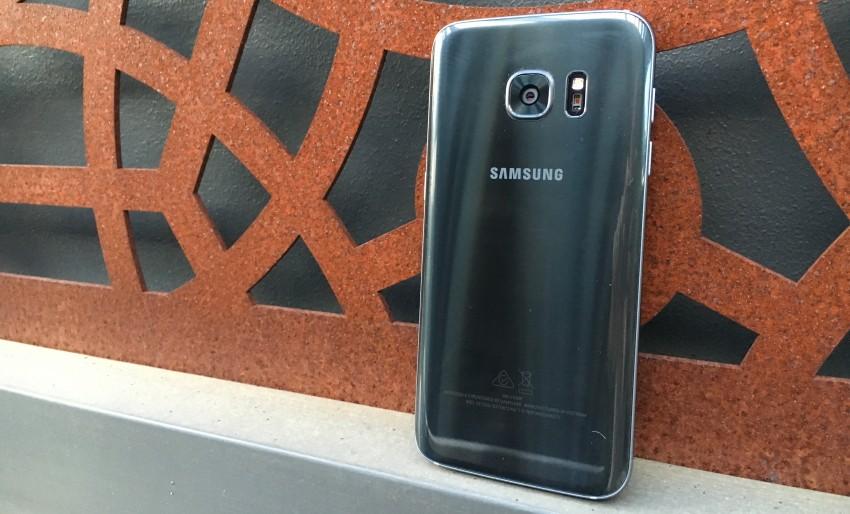 Galaxy S7 Rear
