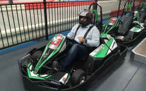 Indoor Karting in Fully Electric Go-Karts! Melbourne's Hi Voltage Karts