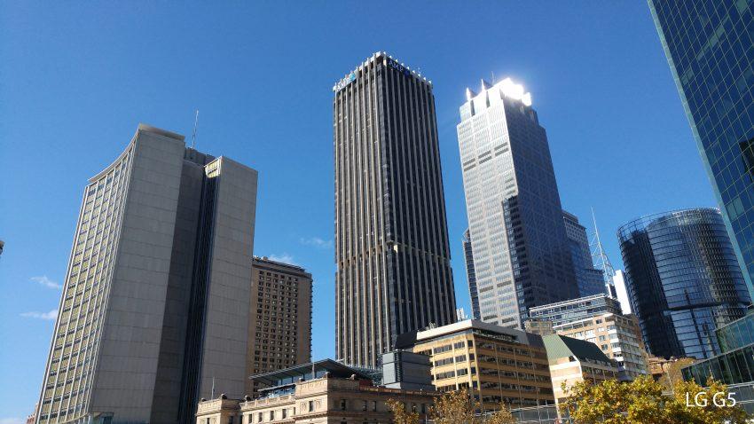 The City - LG G5