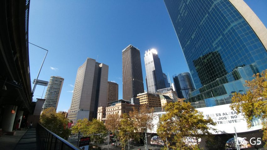 The City - LG G5 (Wide-angle)