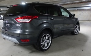 Ford Kuga Titanium Diesel – Review