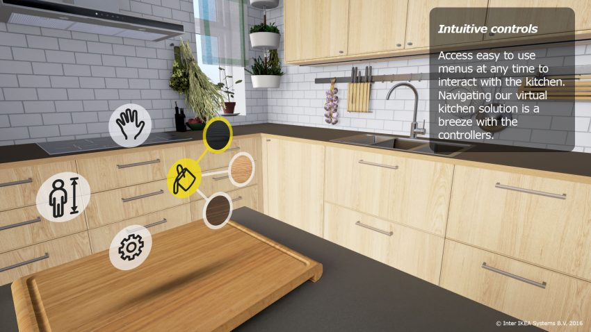 IKEA VR Experience 5 (Menu)