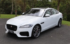 Jaguar XF S Review – Combining Power and a Unique…
