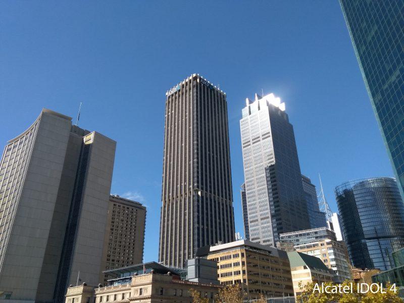 The City - Alcatel Idol 4