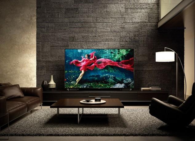 TH-65DX900U Room Image Mermaid