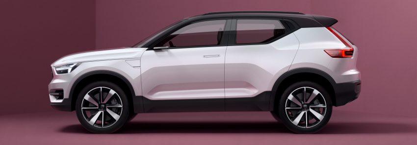 Volvo Concept 40.1 profile