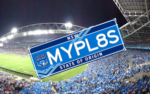 NSW State of Origin fans – show your colours on…