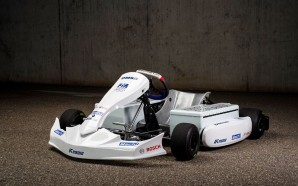 0-100 in under 5 seconds with no sound. Electric Go-Kart…