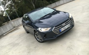 Hyundai Elantra, the sensible choice