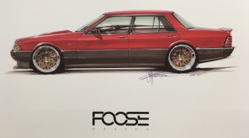 Chip Foose Talks Aussie Cars And Our Love Of The Four Door Sedan