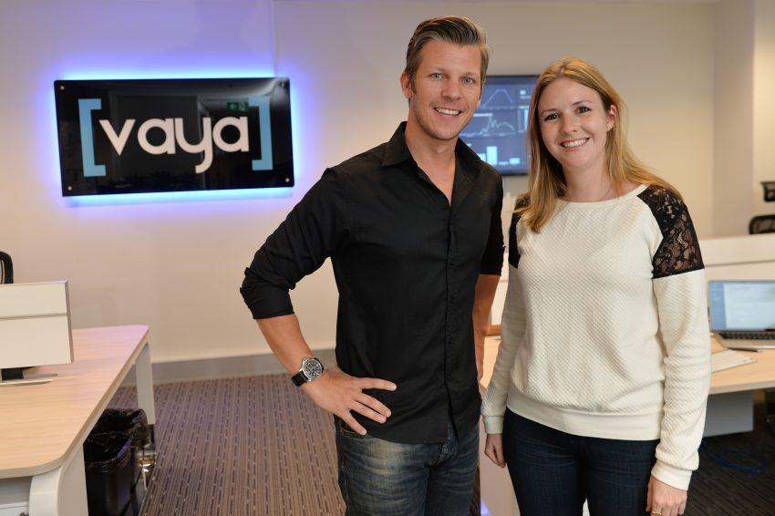 Vaya's Maik Retzlaff & Jennifer Snell