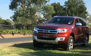 FORD EVEREST Review – goes the distance when the bitumen…