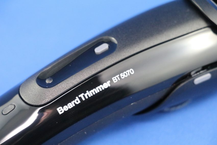 Braun Beard Trimmer Bt5070 With Swable He