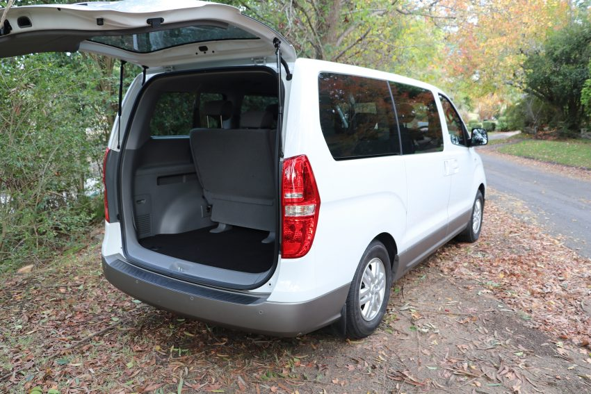 need a people mover our hyundai imax 8 seater van review