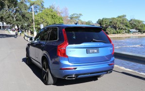 First Drive: The Volvo XC90 R-Design, Volvo quality with more…