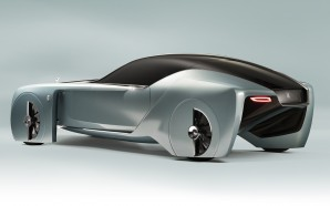 Behold, the first ever Rolls-Royce concept car. A thing of…