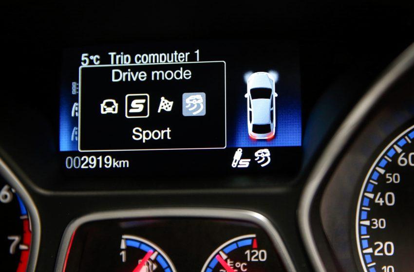 Focus RS -15