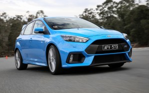 Drift Mode on the Ford Focus RS is awesome –…