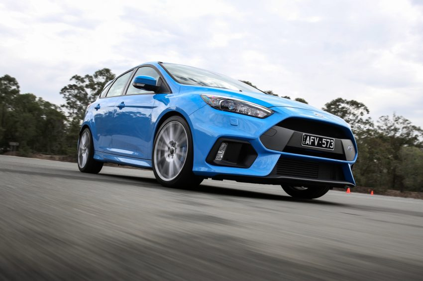 Focus RS Track -209