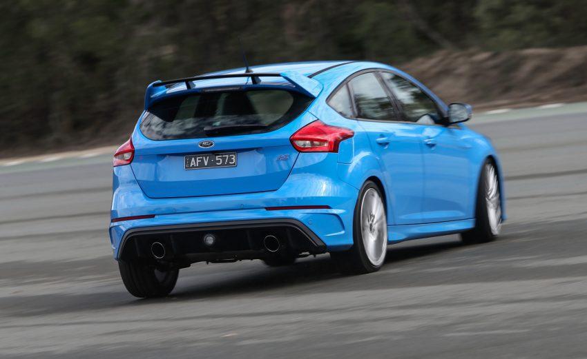 Focus RS Track -219