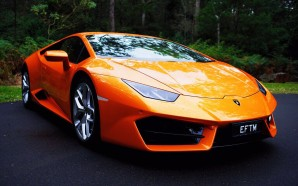 Lamborghini Huracán LP 580-2 – Two wheel drive V10 beast