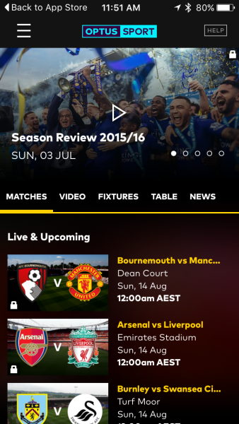 How to watch & stream the English Premier League in
