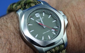Victorinox I.N.O.X. Paracord Watch – Getting you out of trouble