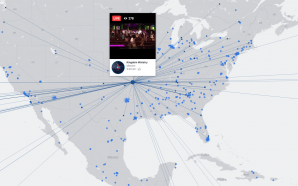 Facebook creates a world map view of all the live…