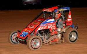 Weekend at Rusty's : Driving a Speedway Speedcar