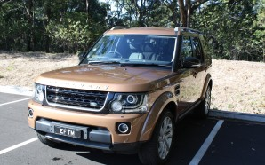 Quick Fix: Land Rover Discovery SDV6 Landmark