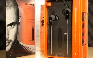JBL Reflect Aware – Lightning adaptor headphones ready for the…