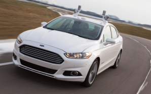 Ford announces plans to produce self-driving car by 2021