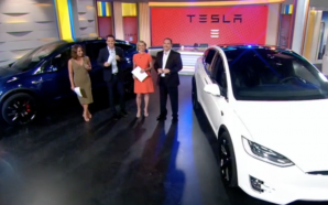 Take a look at the Tesla Model X Live on…