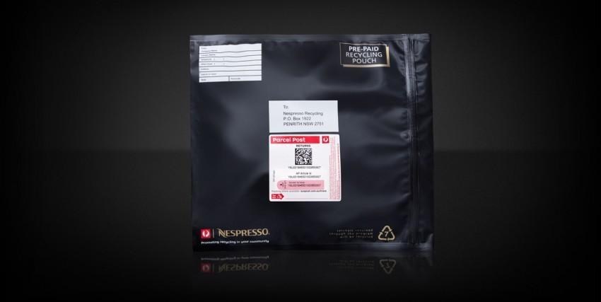 Nespresso and Australia Post