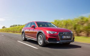 The Audi A4 AllRoad Quattro