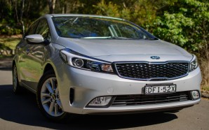 Getting from A to B in the Kia Cerato