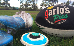 Garlo creates a Sharkie Pie for Cronulla's hyped up Grand…