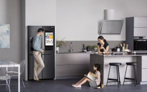 Samsung Family Hub Smart Fridge with Woolworths app now available