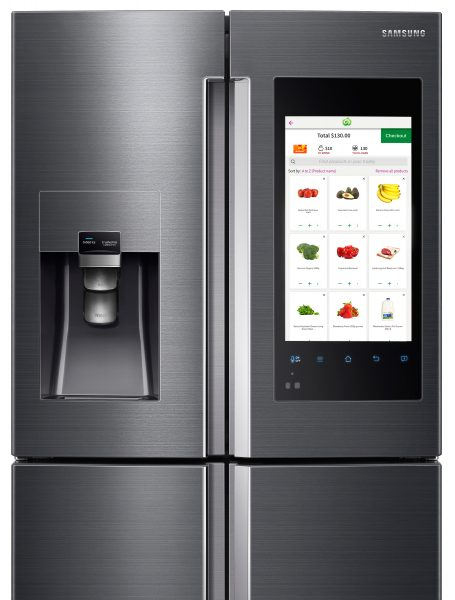 samsung-fridge-detail-black-steel-all-screens-shopping-cart-woolworths_2832731