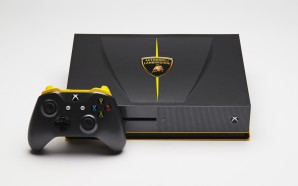 One-of-a-kind Lamborghini Xbox One S yours to win