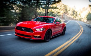A Ford Mustang can drive 27km on just 1 litre…