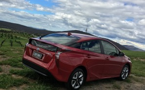 """Unique Design"" is an understatement : Driving the Toyota Prius…"
