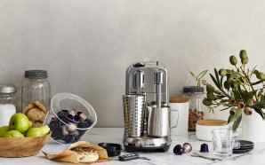 Nespresso brings you the Robotic Barista