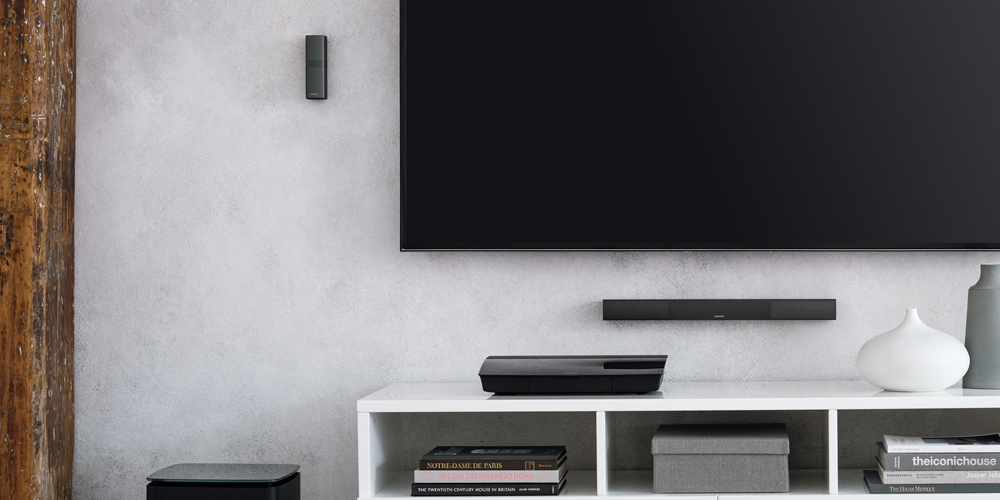 Bose announce new Soundbar and Home Theater sound system