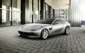 Ferrari GTC4Lusso T makes its Australian Debut