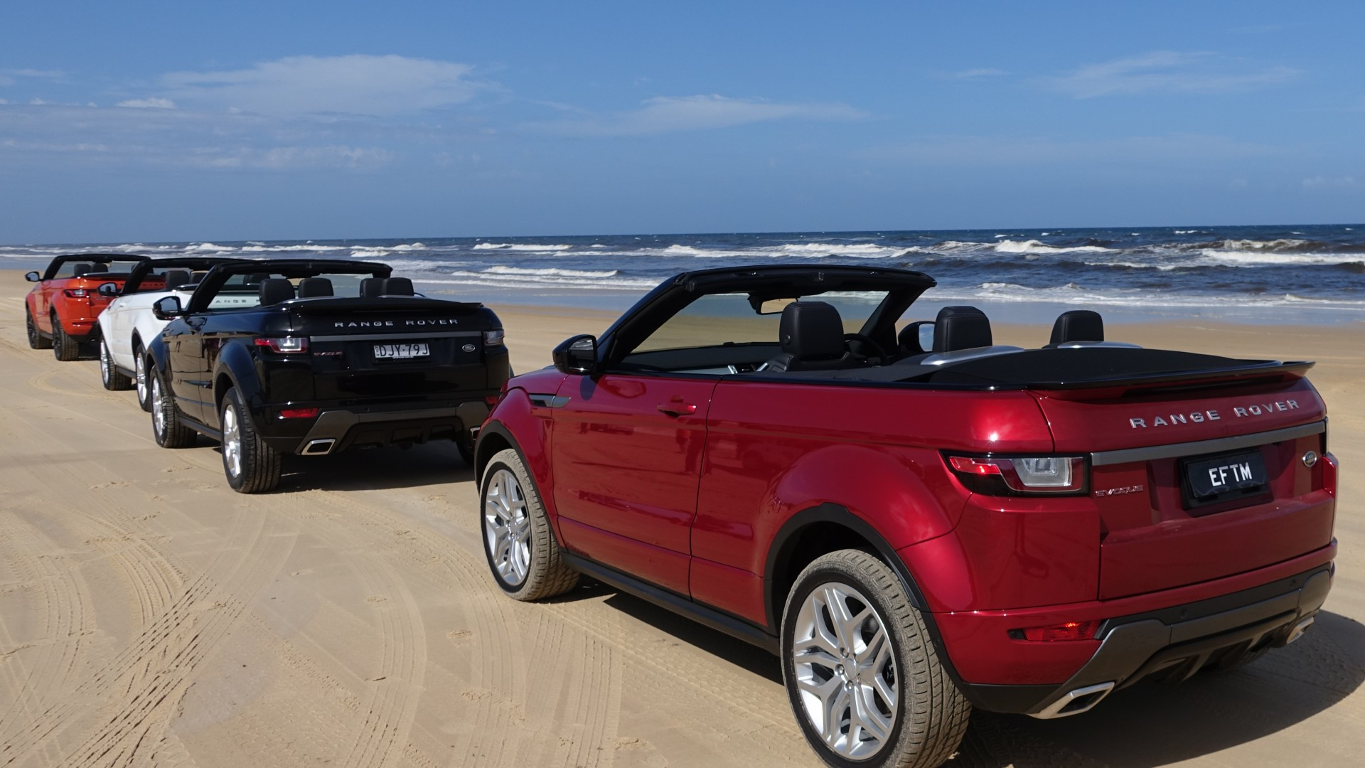 a convertible 4wd range rover evoque convertible review eftm. Black Bedroom Furniture Sets. Home Design Ideas