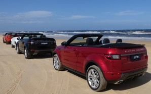 A convertible 4WD – Range Rover Evoque Convertible: Review