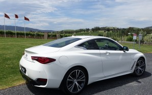Infiniti Q60 – First Drive: A new-look coupe taking Infiniti…