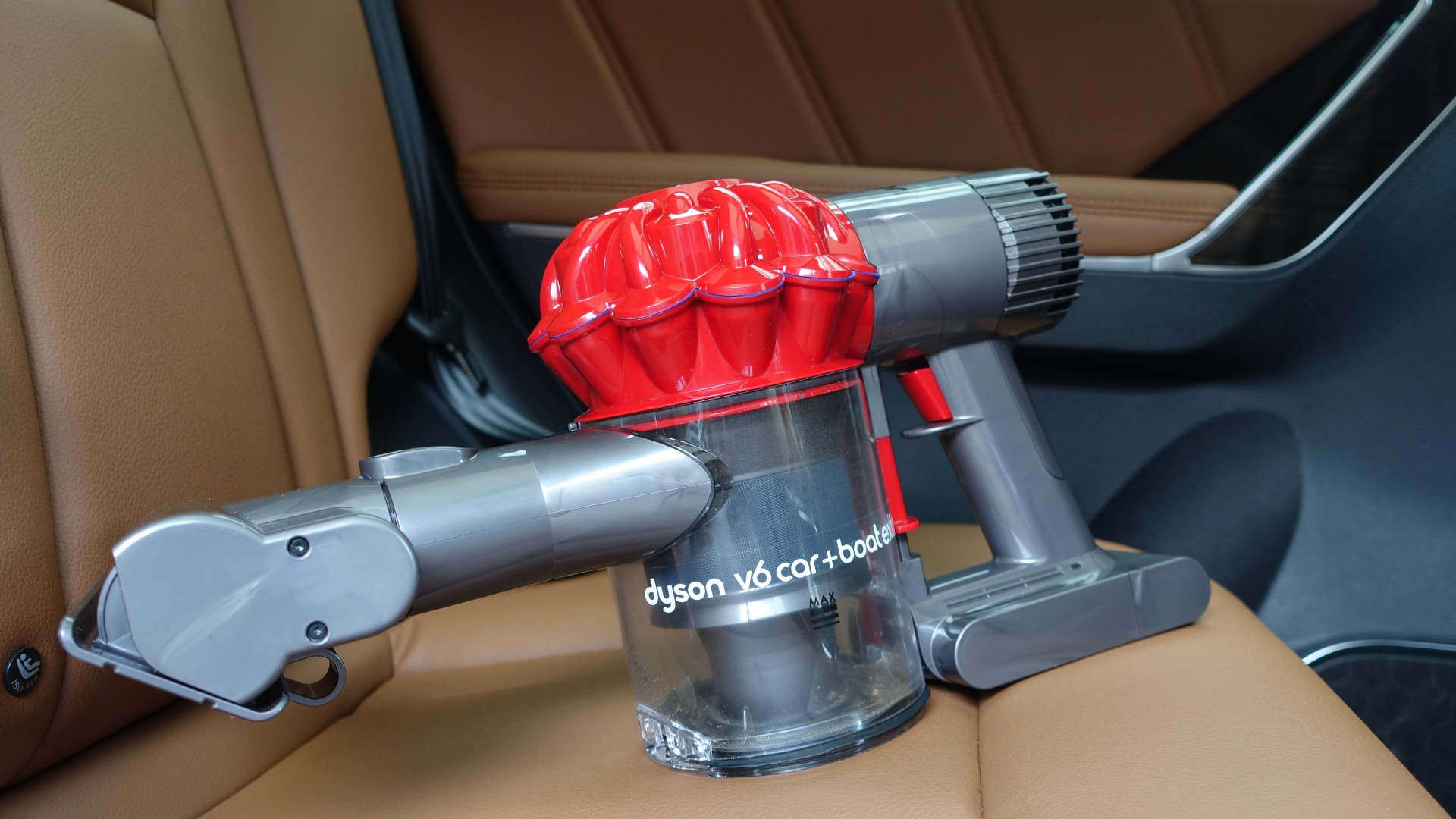 Dyson Goes Mobile Vacuum Designed Just For The Car Or