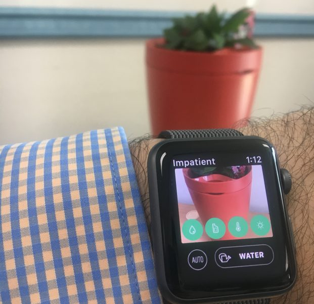 Care via Apple Watch